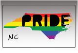 Pride North Carolina Posters