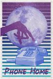 Telefono casa Poster