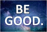 Be Good Lámina