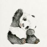 Baby Panda I Posters par Melissa Wang