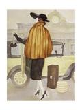 Vintage Lady IV