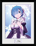 Re: Zero - Rem Clouds Sammlerdruck