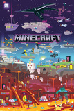 Minecraft - World Beyond Kunstdruck