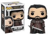 Game of Thrones - Jon Snow POP Figure Legetøj
