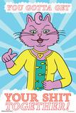 Bojack Horseman - Princess Carolyn Plakater