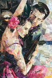 Tango Parisienne Poster