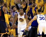 2017 NBA Finals - Game One Foto di Ezra Shaw