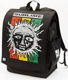 Sublime Rasta Sun Logo Backpack Backpack