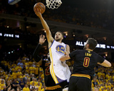 2017 NBA Finals - Game Two Foto di Ezra Shaw