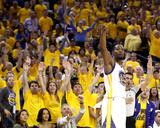 2017 NBA Finals - Game One Foto von Ezra Shaw
