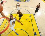 2017 NBA Finals - Game One Foto von Andrew D Bernstein