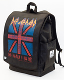 Def Leppard Pyromania Tour Backpack Backpack