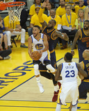 2017 NBA Finals - Game One Foto von Joe Murphy