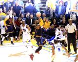 2017 NBA Finals - Game One Foto von Ronald Martinez