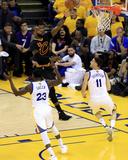 2017 NBA Finals - Game Two Foto von Ronald Martinez