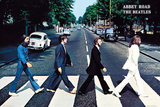 The Beatles - Abbey Road Fotografia