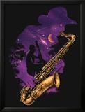 Midnight Jazz Posters