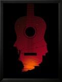 Strumming All Night Poster