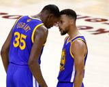 2017 NBA Finals - Game Three Foto von Gregory Shamus