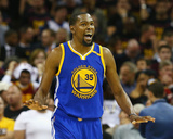 2017 NBA Finals - Game Three: Kevin Durant Foto di Ronald Martinez
