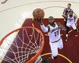 2017 NBA Finals - Game Three Foto von Ronald Martinez