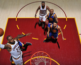 2017 NBA Finals - Game Four Foto di Garrett Ellwood