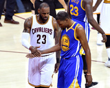 2017 NBA Finals - Game Four Foto di Jason Miller