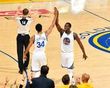 2017 NBA Finals - Game Five Foto von Jesse D Garrabrant