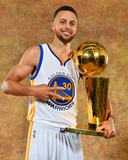 2017 NBA Finals - Portraits: Stephen Curry Foto von Jesse D Garrabrant