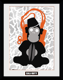 Call Of Duty - Monkey Bomb Collector Print