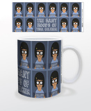 Bob's Burgers - The Many Moods of Tina Mug Mug