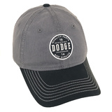 Dodge - Circle Patch Hat