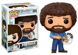 Bob Ross POP Figure Brinquedo