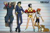 Cowboy Bebop - Line Up Foto