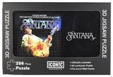 Santana - Guitar Heaven 3D Jigsaw Puzzle Quebra-cabeça