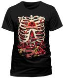 Rick and Morty - Anatomy Park T-skjorte