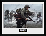 Call Of Duty - Stronghold WW2 Comraderie Collector Print