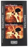 Jimi Hendrix - Live at Woodstock 6 Pc. Coaster Set Coaster
