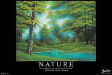 Bob Ross - Nature Kunstdrucke