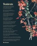 Desiderata Autumn Branches Kunst av  Quote Master