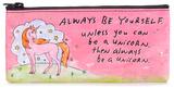 Always Be A Unicorn Pencil Case Etui