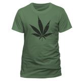 Ganja Leaf Tshirts
