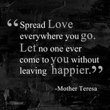 Spread Love Posters av  Quote Master