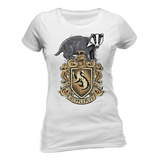 Women's: Harry Potter - Hufflepuff T-skjorte
