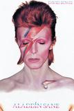 David Bowie - Aladdin Sane Plakater