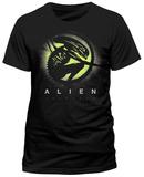 Alien Covenant - Xeno Silhouette Skjorter