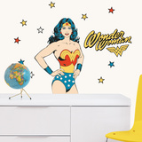 Wonder Women - Sticker Mural Vinilo decorativo