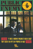 Public Enemy - It Takes A Nation Of Millions Plakater