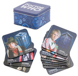 Doctor Who - 13 pc. Coaster Set with Tin Storage Box Coaster
