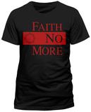 Faith No More - Star Logo T-skjorter
